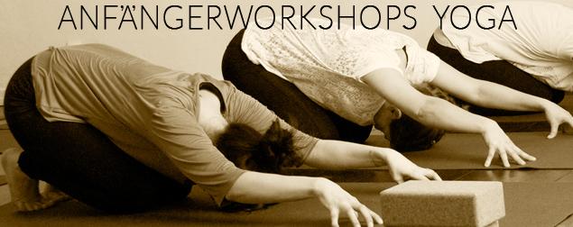 Anfängerworkshop Yoga