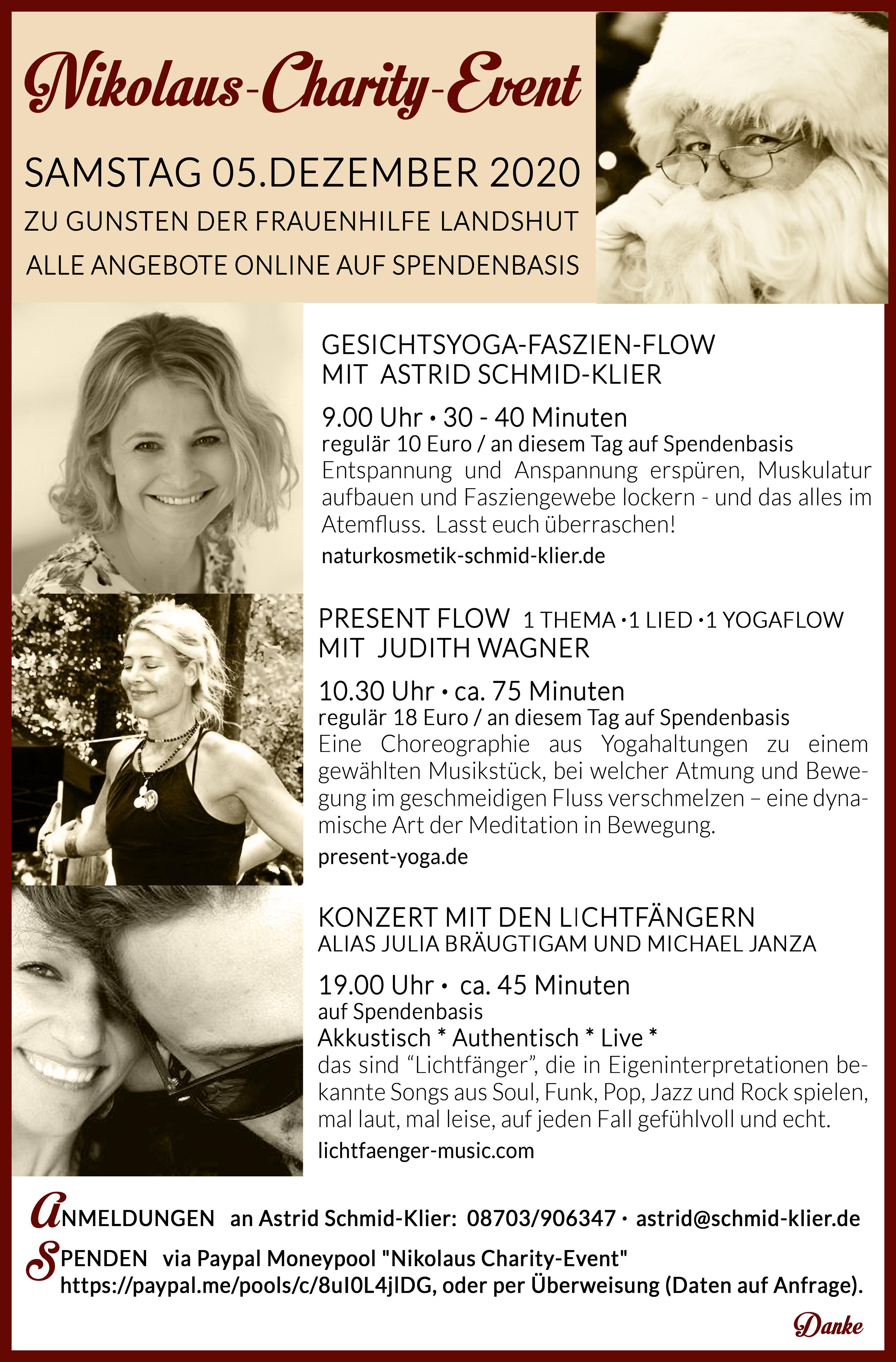 Nikolaus Charity-Event 2020